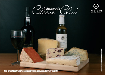 Cheese Club @ Weeton's